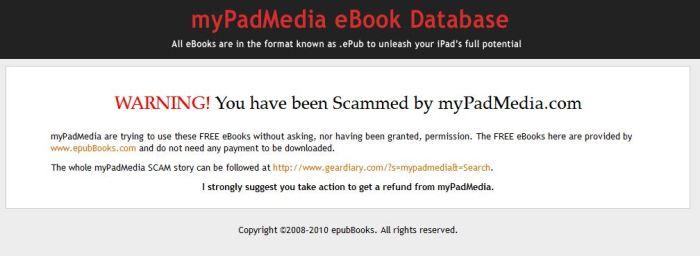 MyPadMedia Just Won't Quit