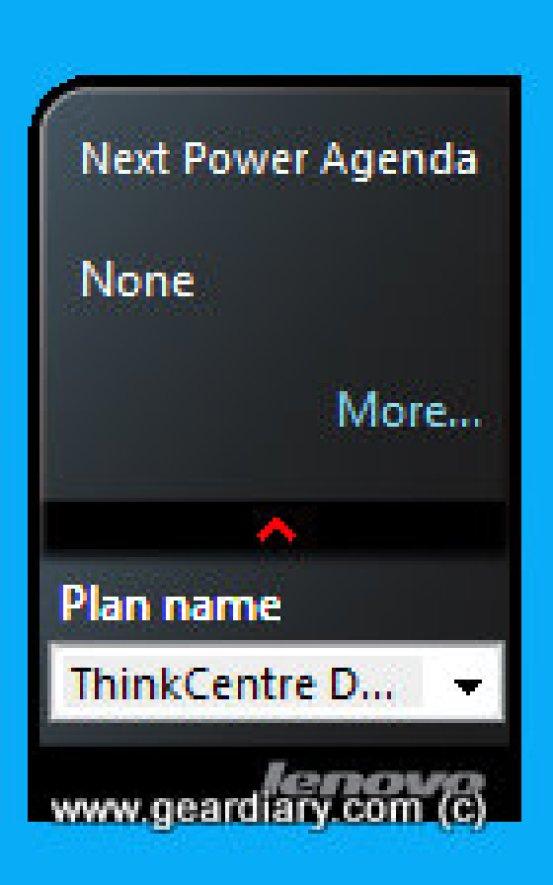 power agenda widget
