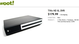 Woot- Sells TiVo HD, Takes Shot At Apple