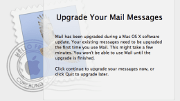 Email, iPhones and Steve Jobs: a Cautionary Tale