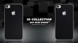 iPhone 4 Accessory Video Review:  SGP Skin Guard