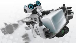 GearDiary The WowWee Roboscooper Wants Wall-E's Job