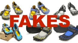 Beware of Counterfeit Vibram Five Fingers!