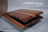 Substrata's Wooden iPad Boxes are Closer to Reality