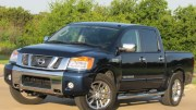 2010 Nissan Titan in Heavy Metal Chrome