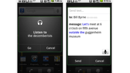 Google Voice Actions Adds Yet Another Competitor to the Rapidly Emerging Field of Voice as Interface