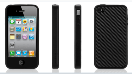 iPhone 4 Case Video Review:  Griffin Reveal Etch Graphite