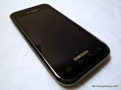 Android Phone Review: Samsung Vibrant on T-Mobile, After a Week Out of the Box