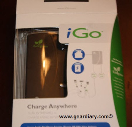 GearDiary iGo Charge Anywhere Review