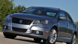 2011 Suzuki Kizashi SLS Sport: Something great is coming?