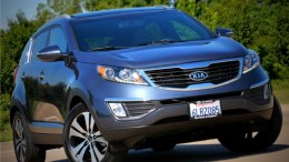 2011 Kia Sportage: I like you fine, thanks