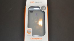 Speck Candy Shell iPod Touch 4G Case Review