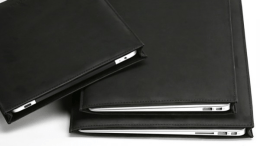 "AUTUM Releases ""Straight Jacket"" Leather Sleeve for Apple iPad and MacBook Air."