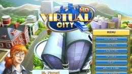 iPad Game Review: Virtual City HD