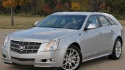 2011 Cadillac CTS Sport Wagon all hat, no rodeo
