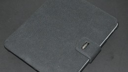 iPad Case Review:  JAVOedge Editor Axis