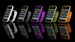 CuffLink iPhone Wrist Band Takes the iPod on Your Wrist Too Far