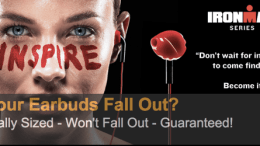 GD Quickie: Yurbuds Gets Another Convert...