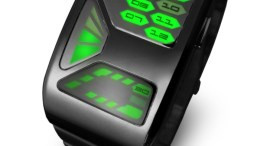 Tokyoflash Releases the Kisai Console Watch