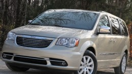 2011 Chrysler Town & Country: Long Live the King