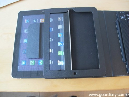 GearDiary iPad Accessory Review: The Kensington KeyFolio Wireless Keyboard Case
