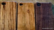 iPhone 4 Wooden Case Roundup: Miniot iWood vs Species Case vs Root Case