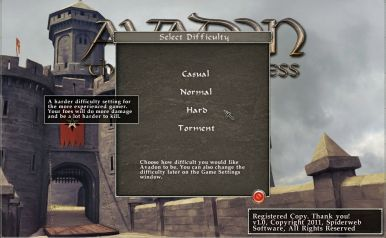 GearDiary Mac Game Review: Avadon: The Black Fortress