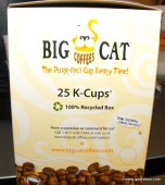 Big Cat Coffee's Purr-fect Pack Review