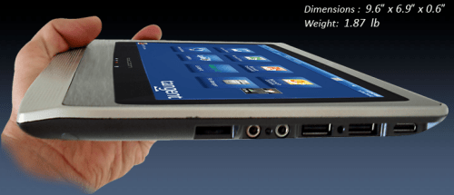 Tycoon Windows 7 Tablet Review