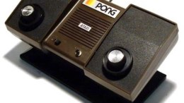 Gear Games Review: Atari C-100 Pong Home System
