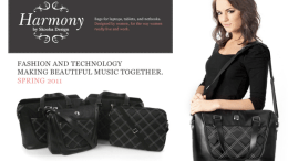 Skooba Design Launches Harmony Women's Bag Collection
