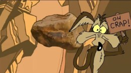 Random Cool Video: Wile E. Coyote in '127 Hours'