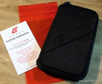 iPhone 4 Accessory Review: The Element Case Vapor Pro Limited Edition