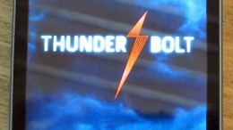 A Quick Look at the HTC Verizon 4G LTE ThunderBolt