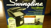 The Swingline Stack-and-Shred Has Arrived!