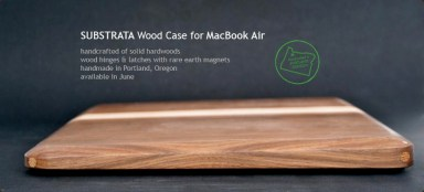 Substrata Takes Wooden Cases to a Higher Level