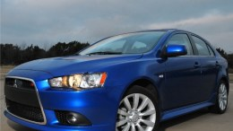 Mitsubishi Lancer Sportback Ralliart: More Than Just an Evo-Lite