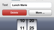 GD Quickie: 'Easy Calendar' iPhone App Makes Adding Appointments Easy