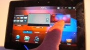 BlackBerry PlayBook First Impressions