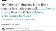 Random Cool Stuff: George Takei Ringtone Supports Old Globe Theater