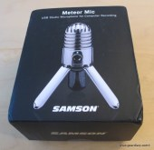 Review: Samson Meteor Mic