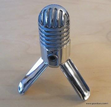 review samson meteor mic geardiary. Black Bedroom Furniture Sets. Home Design Ideas