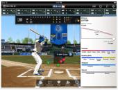 MLB At Bat Screen shot