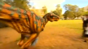 Walking the Dinosaur at School!