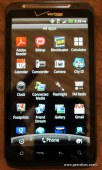 Android Device Review: The HTC Verizon ThunderBolt