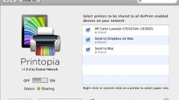 iOS App Review: Ecamm Printopia for Mac Brings AirPrint Capability to iOS Users with Older Printers