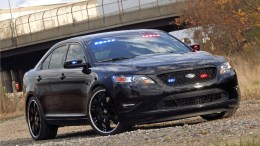Ford Taurus Ready to Serve and Protect