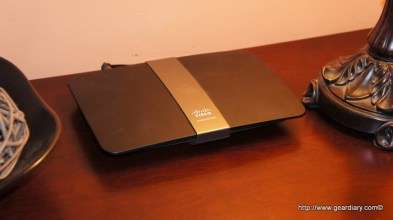 The Linksys E4200 Max Performance WiFi-N Router Review