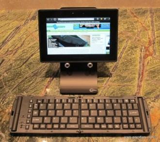 GearDiary Tablet Accessory Review: Verbatim Wireless Bluetooth Mobile Keyboard
