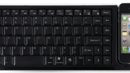GearDiary iPhone Accessory Review: WOW-keys Keyboard for Mac, PC, iPhone and iPod touch